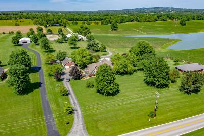 Shelbyville Farm For Sale: 4235 Mt Eden Rd