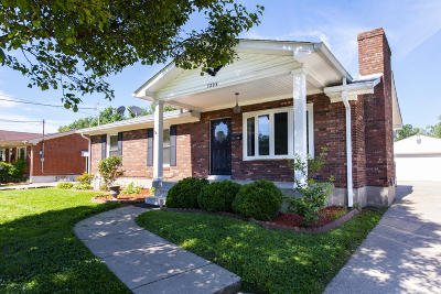 Single Family Home For Sale: 7204 Sky Blue Ave