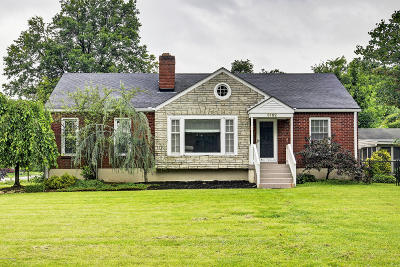 Louisville Single Family Home Active Under Contract: 3102 Bon Air Ave