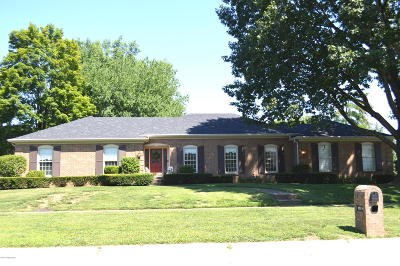 Plainview Single Family Home For Sale: 10311 Florian Rd