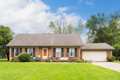 Bullitt County Single Family Home For Sale: 3320 Tony Ln