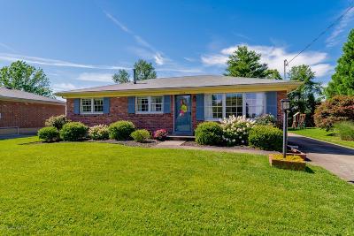 Single Family Home For Sale: 10002 Cherry Ridge Dr