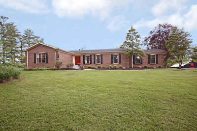 Crestwood Single Family Home Active Under Contract: 5112 Carpenter Dr