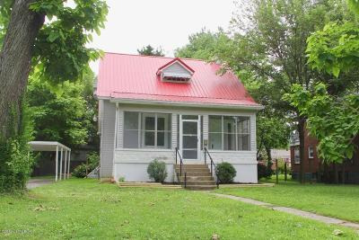 Single Family Home For Sale: 4917 S 2nd St