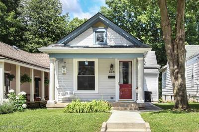 Louisville Single Family Home For Sale: 224 Saunders Ave