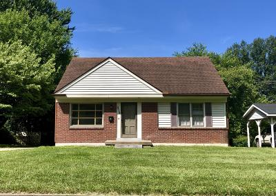 Hikes Point Single Family Home For Sale: 2512 Ashbrook Ave