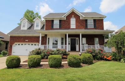 Louisville Single Family Home For Sale: 3602 Rock Bay Dr