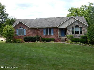 Shepherdsville Single Family Home For Sale: 228 Rockcastle Villa