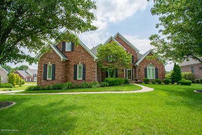 Louisville Single Family Home For Sale: 16800 Crosstimbers Ct