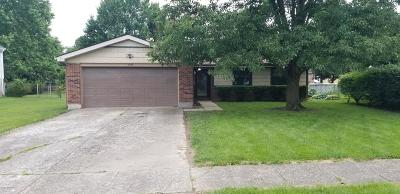 Louisville Single Family Home For Sale: 4953 Winding Spring Cir