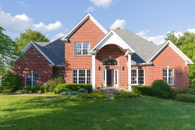 Single Family Home For Sale: 416 Deer Lake Rd