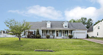 Oldham County Single Family Home Active Under Contract: 6609 Willowrun Ln