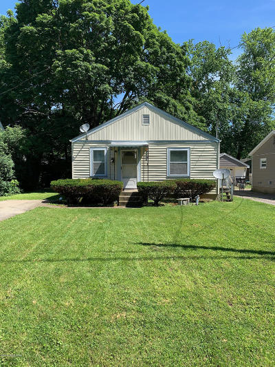 Single Family Home For Sale: 2309 Briargate Ave