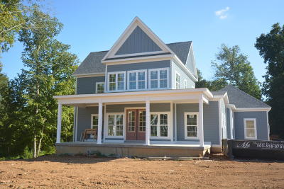 Shepherdsville Single Family Home For Sale: Lot 14 Wood Creek Dr