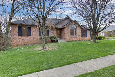 Louisville Single Family Home For Sale: 4302 Rivanna Dr