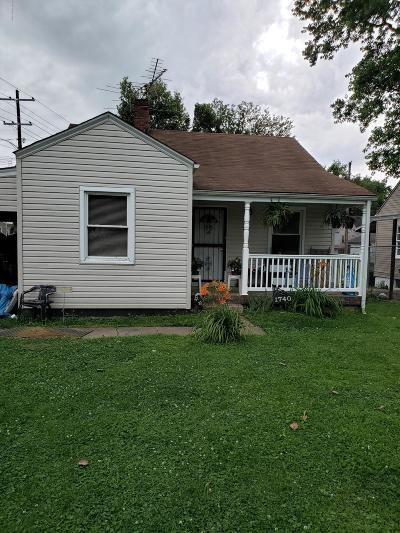 Louisville Single Family Home For Sale: 1740 Algonquin Pkwy