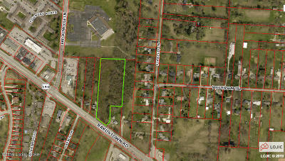 Louisville Residential Lots & Land For Sale: 4613 Bardstown Rd