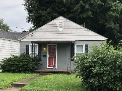 Louisville Single Family Home For Sale: 1140 Lincoln Ave