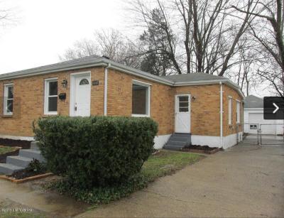 Louisville, Jeffersontown Single Family Home For Sale: 4641 Stonestreet Ave