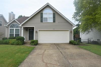 Louisville KY Rental For Rent: $1,575