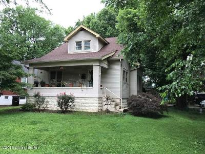 Louisville Single Family Home For Sale: 1027 English Ave