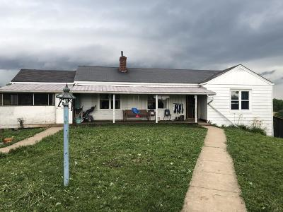 Campbellsburg Single Family Home For Sale: 6394 Hwy 55