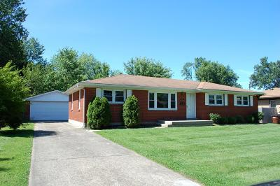 Single Family Home For Sale: 5812 Jerry Ln