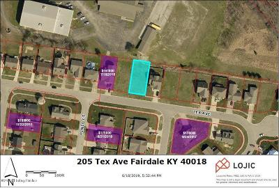Louisville Residential Lots & Land For Sale: 205 Tex Ave