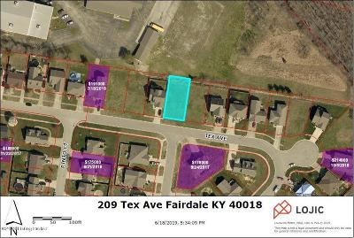 Louisville Residential Lots & Land For Sale: 209 Tex Ave