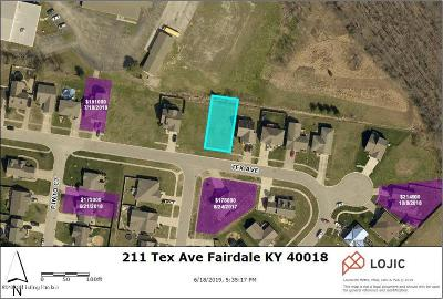 Louisville Residential Lots & Land For Sale: 211 Tex Ave