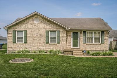 Single Family Home For Sale: 10213 Greenfield Park Rd