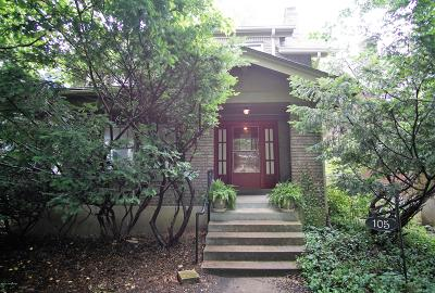 Single Family Home Active Under Contract: 105 Hillcrest Ave