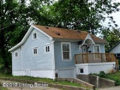 Louisville Single Family Home For Sale: 1302 S 23rd St