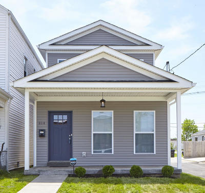 Louisville Single Family Home For Sale: 814 Ash St