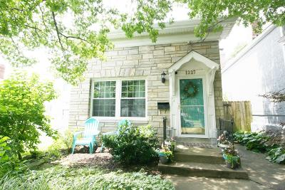 Louisville Single Family Home For Sale: 1227 Payne St