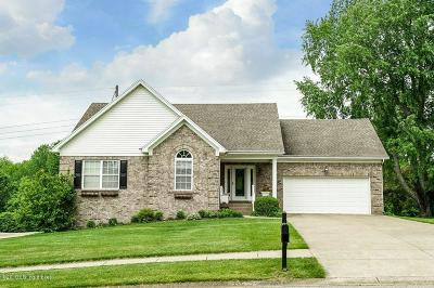 Shelbyville Single Family Home For Sale: 129 Blossom Cir