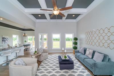 Shepherdsville Single Family Home For Sale: 471 Cameron Ridge Rd