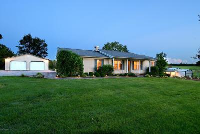 Single Family Home For Sale: 764 Murrays Run Rd