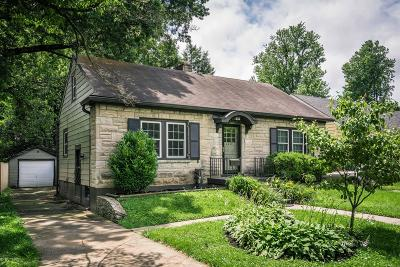 Single Family Home For Sale: 4022 Hycliffe Ave