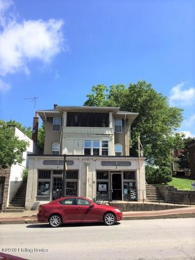 Shelbyville Multi Family Home For Sale: 711 Main