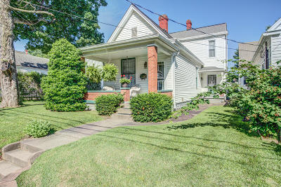 Single Family Home For Sale: 184 1/2 State St