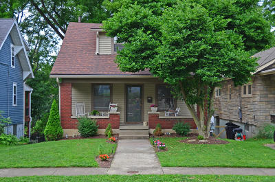 Single Family Home For Sale: 316 Franck Ave