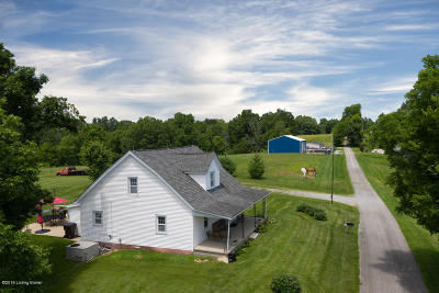 Spencer County Single Family Home For Sale: 959 Houghlin Rd