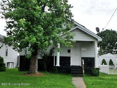Louisville Single Family Home For Sale: 3673 Woodruff Ave