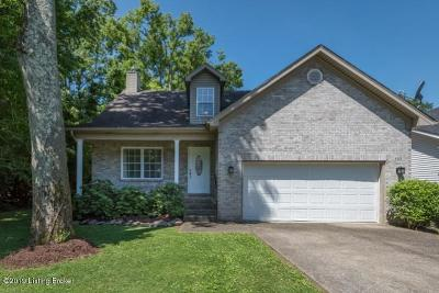 Louisville KY Single Family Home For Sale: $279,950