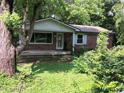 Louisville Single Family Home For Sale: 4324 Old Heady Rd