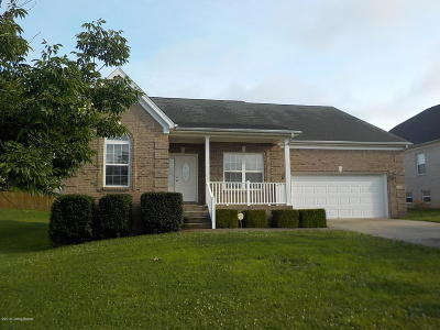 Single Family Home For Sale: 415 Cabernet Drive Dr