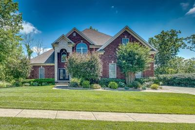 Louisville Single Family Home For Sale: 111 Chestnut Glen Dr