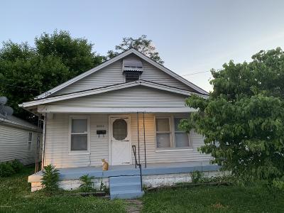 Louisville Single Family Home For Sale: 2062 Allene Ave
