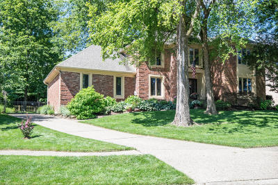 Single Family Home For Sale: 405 Worthing Ct